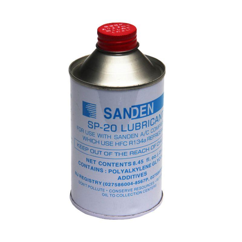 Sanden R134a Oli Pelumas Kompresor AC