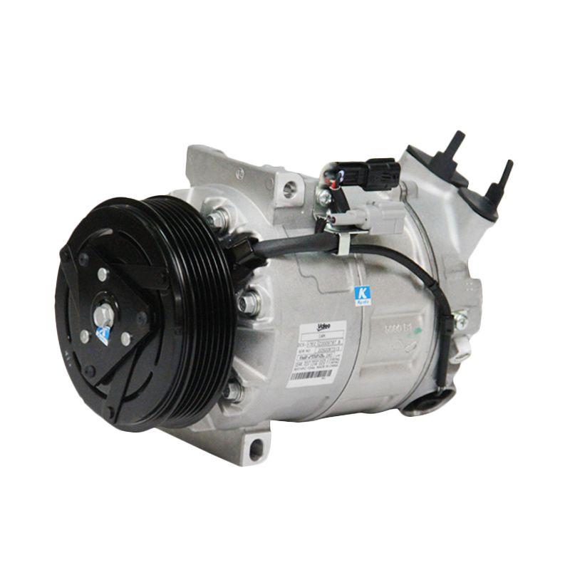 Valeo Kompresor AC Untuk Nissan Serena Build Up Sensor K3 6PK