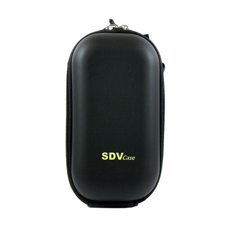 SDV 7054 Pouch Black Tas Kamera Pocket
