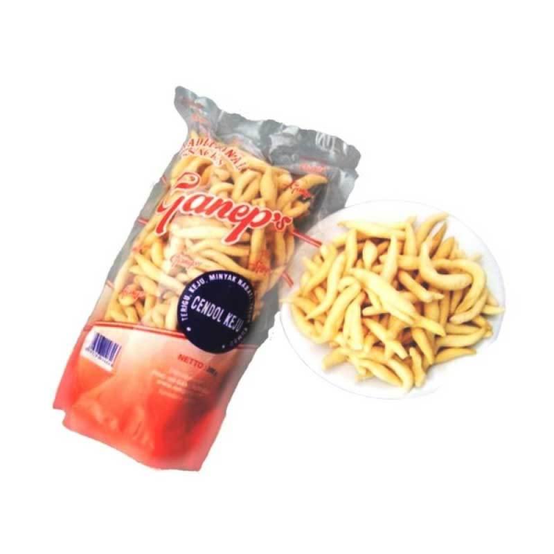Roti Ganep Cendol Keju [12 pak]
