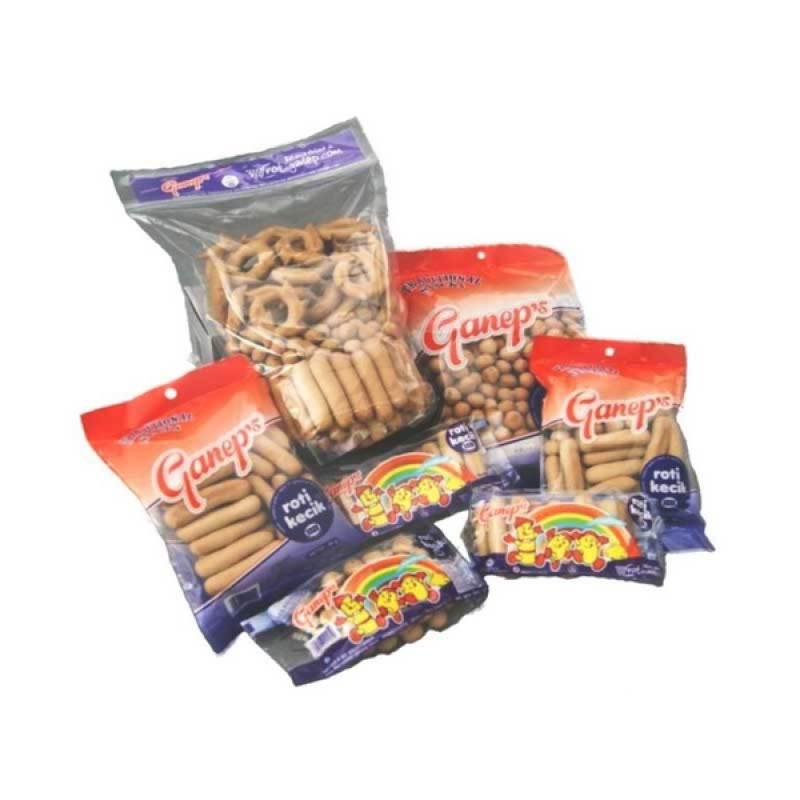 Roti Ganep Kecik 3 [1paket]