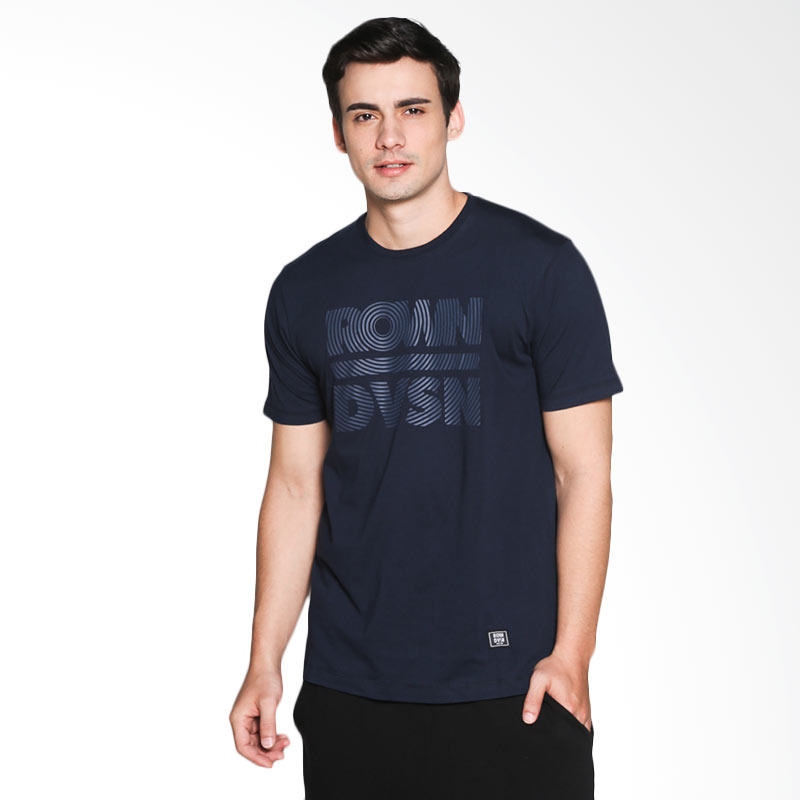 Rown Division 01.03.068.16 T-shirt Britton - Navy Extra diskon 7% setiap hari Extra diskon 5% setiap hari Citibank – lebih hemat 10%