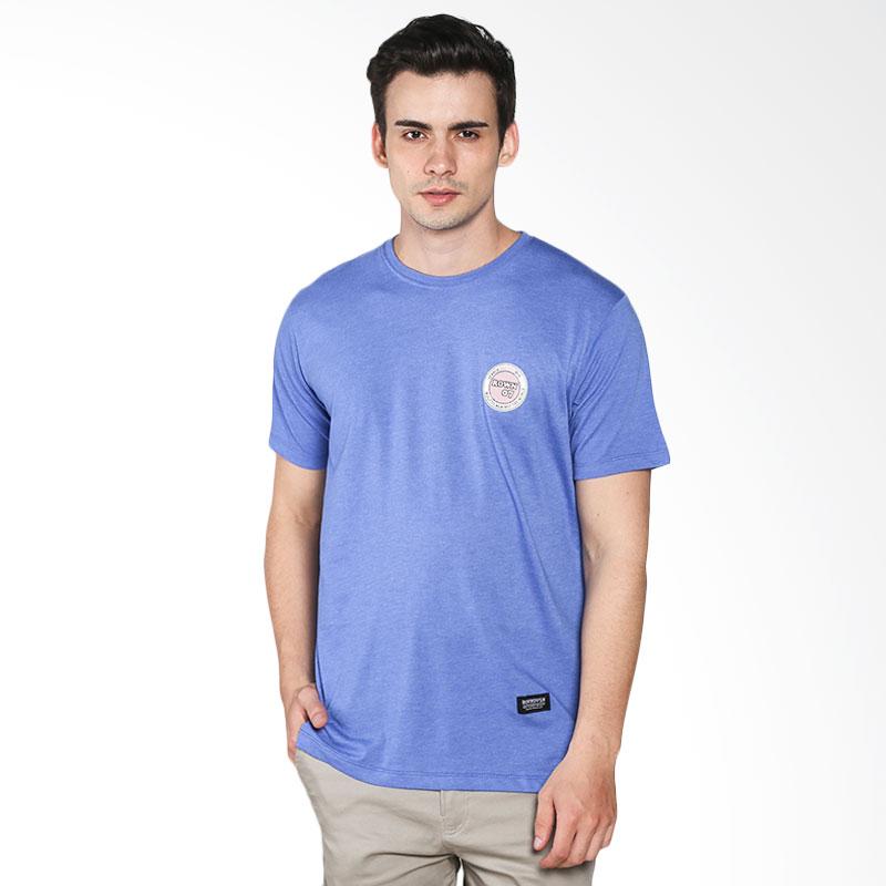 Rown Division Gidor 01,05,086,16 T-Shirt - Blue Extra diskon 7% setiap hari Extra diskon 5% setiap hari Citibank – lebih hemat 10%