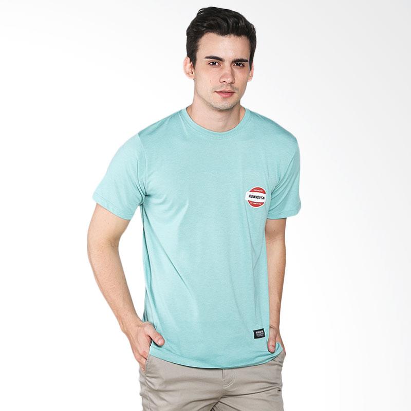 Rown Division Jeddo 01,05,085,16 T-Shirt - Green Extra diskon 7% setiap hari Extra diskon 5% setiap hari Citibank – lebih hemat 10%