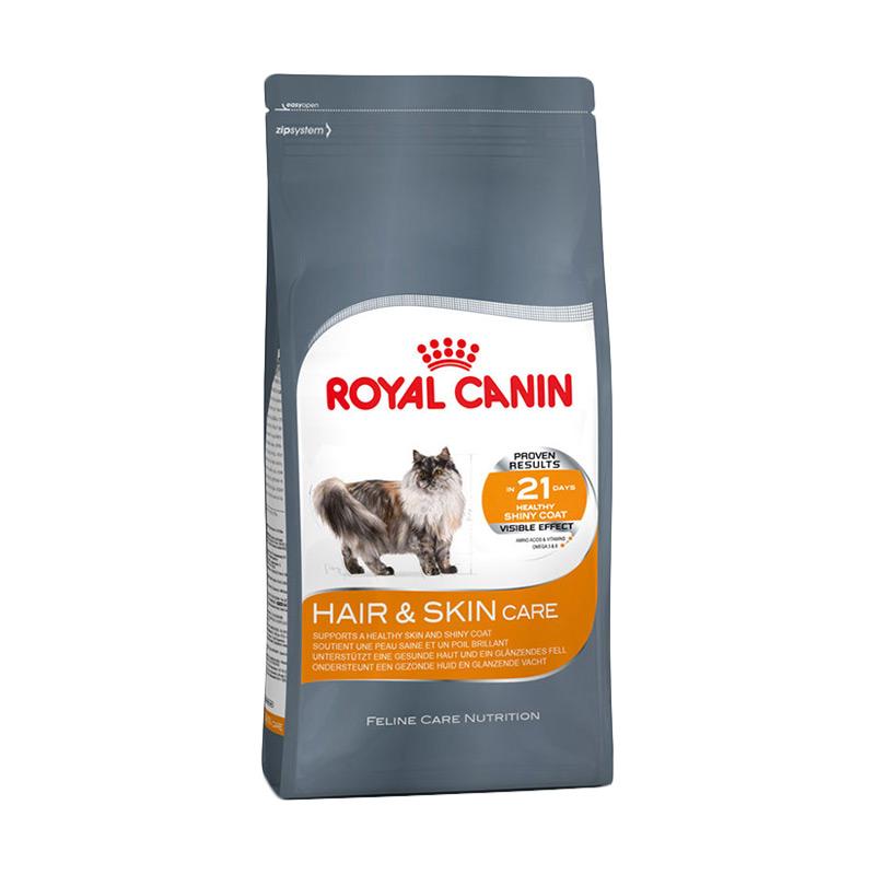 Royal Canin Hair Skin Care Makanan Kucing 400 g