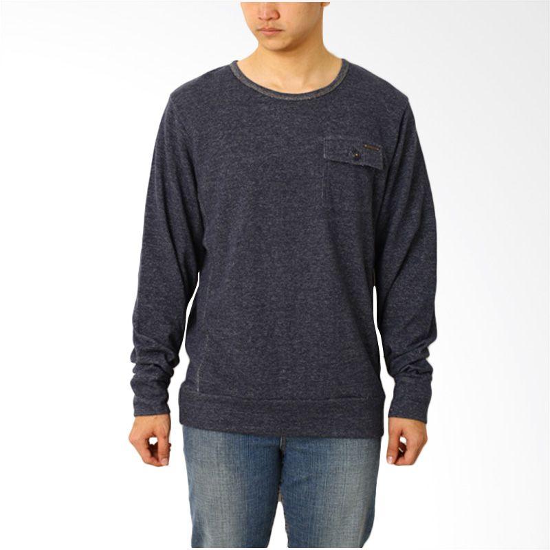 Billabong Klo Billabong 4 Dim Gray Sweater Pria