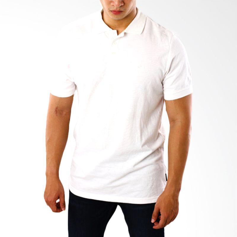 Quiksilver Putih Polo Shirt