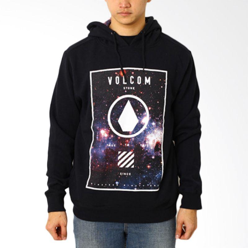 Volcom Swo 22 Black Sweater Pria