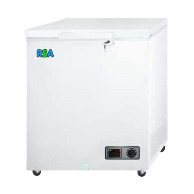 RSA Freezer Box CF 150 Putih Chest Freezer [150L/Jabodetabek]