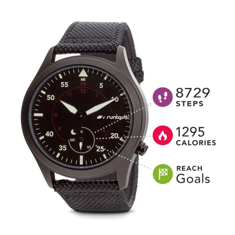 Jual Runtastic Moment Elite Black Smartwatch Online ...