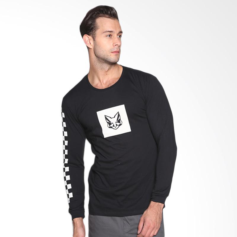 Russ Diamond 10011607200 T-shirt - Black Extra diskon 7% setiap hari Extra diskon 5% setiap hari Citibank – lebih hemat 10%