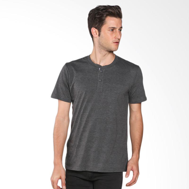 Russ Pinot 10001608920 T-Shirt - Grey Extra diskon 7% setiap hari Extra diskon 5% setiap hari Citibank – lebih hemat 10%