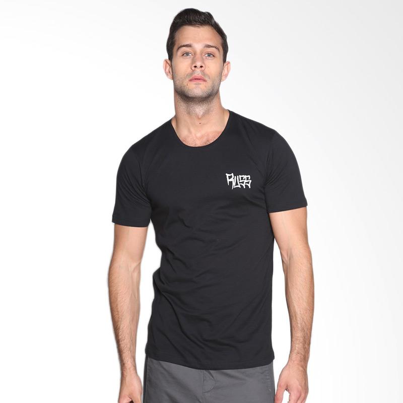 Russ Snake 10001608200 T-shirt - Black Extra diskon 7% setiap hari Extra diskon 5% setiap hari Citibank – lebih hemat 10%