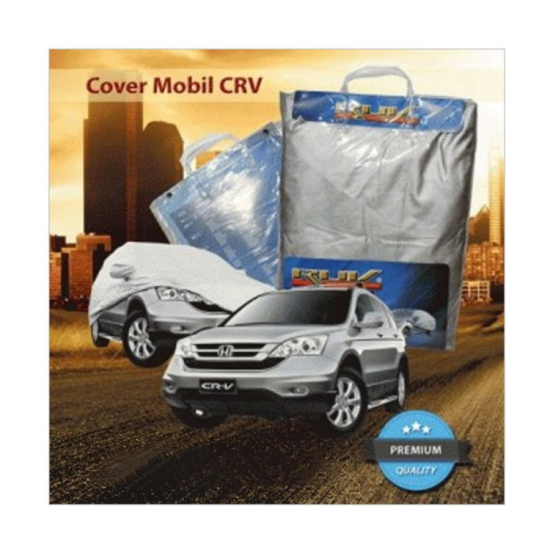 Weekend Deal - RUV Silver Cover Mobil for Honda CRV
