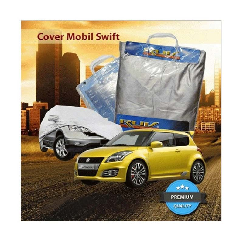 Weekend Deal - RUV Silver Cover Mobil for Suzuki Swift