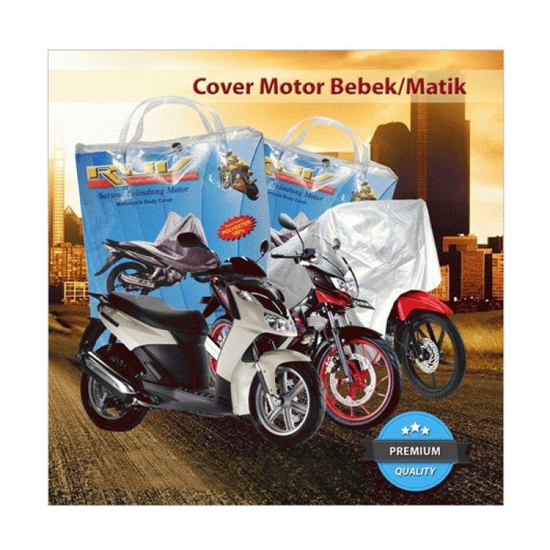 Weekend Deal - RUV Silver Cover Motor Matik