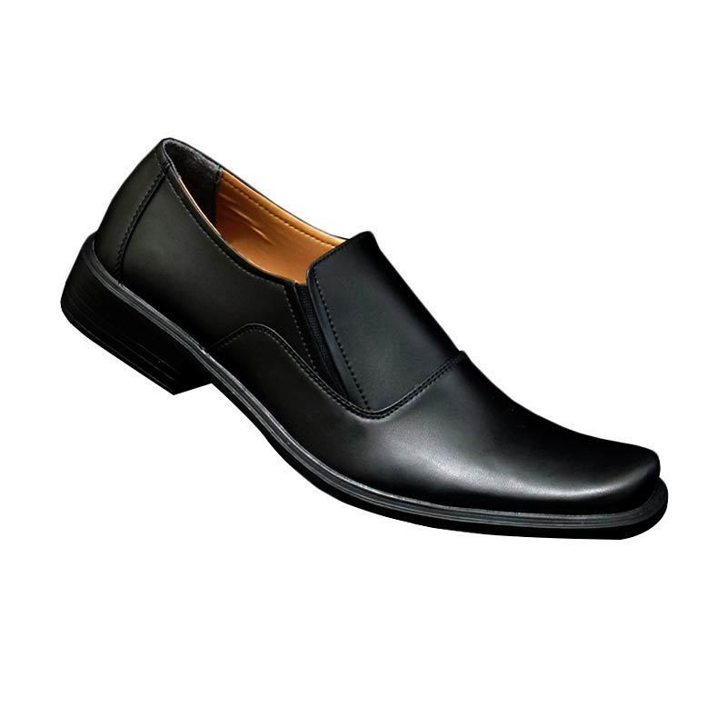 S. Van Decka TK 012 Sepatu Formal Pria - Hitam