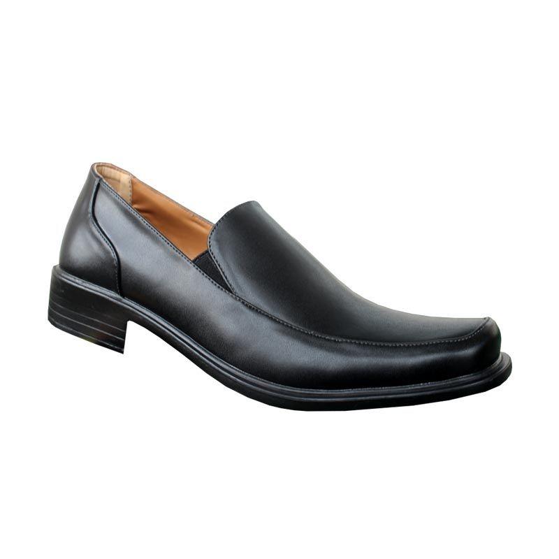 S. van Decka TK025 Sepatu Formal Pria - Hitam