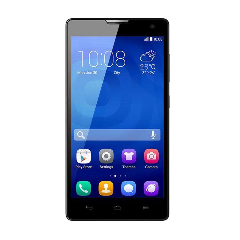 Huawei Honor 3C Black Smartphone + FREE MMC 16GB,TRAVEL BAG