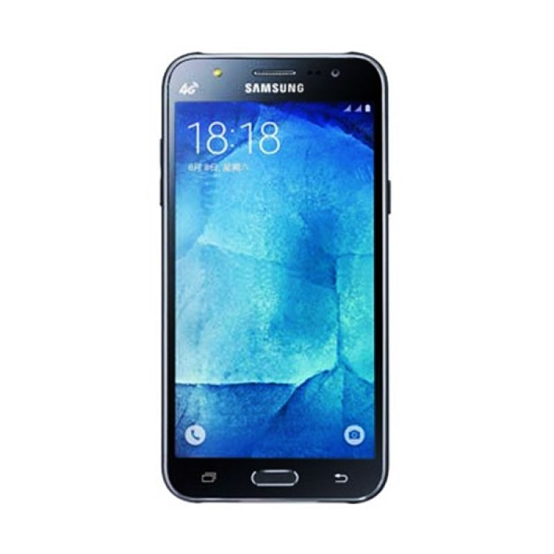 Samsung Galaxy J5 Black Smartphone