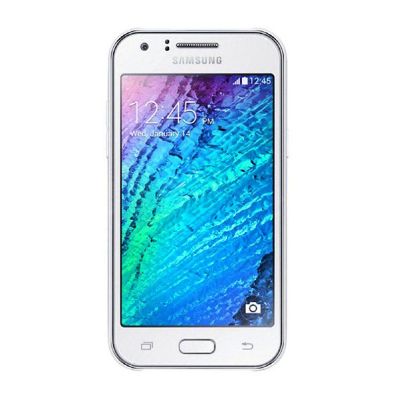 Samsung Galaxy J5 White Smartphone