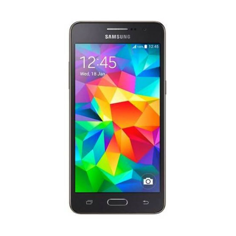 Samsung Galaxy Prime Plus Black Smartphone