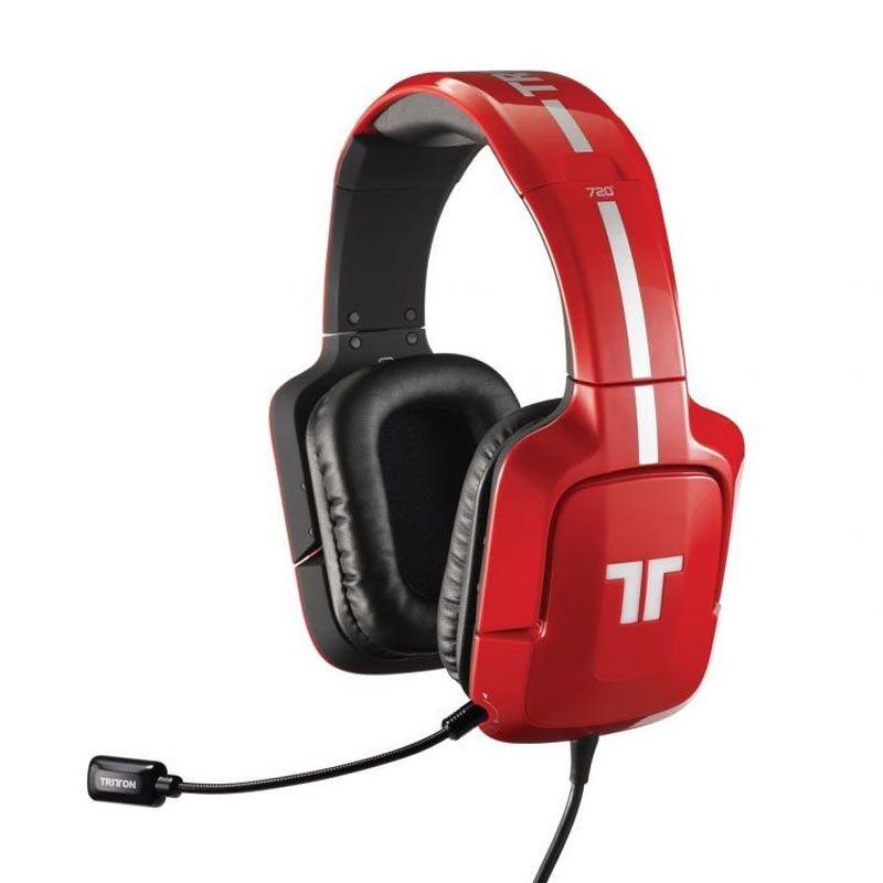 Tritton 720+ DH EU Merah Gaming Headset