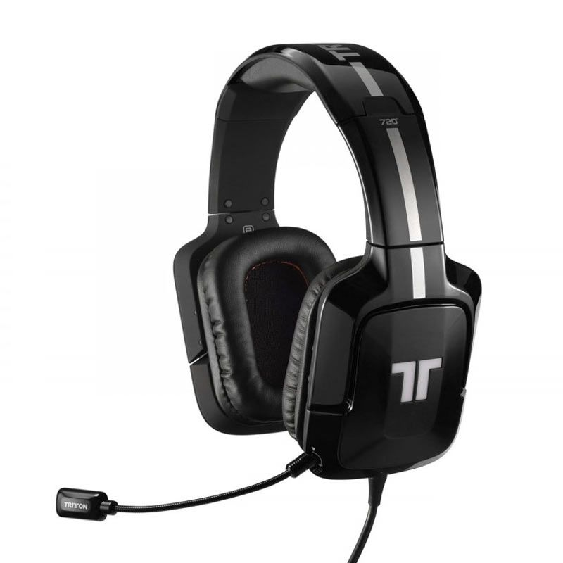 Tritton Univ 720+ DH EU Hitam Gaming Headset