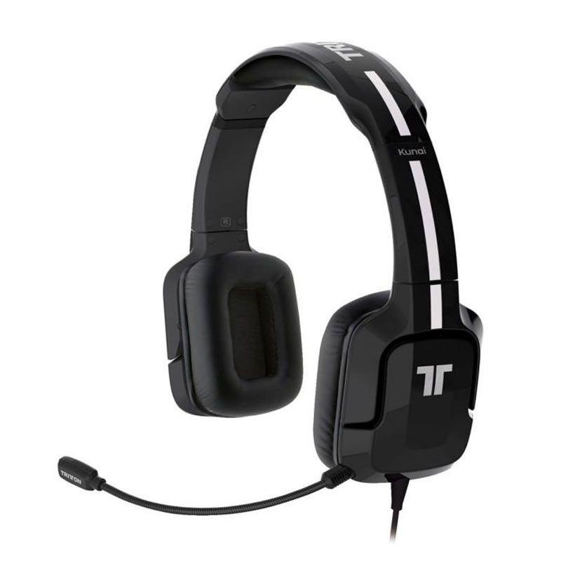 Tritton Univ Kunai Stereo Hitam Gaming Headset