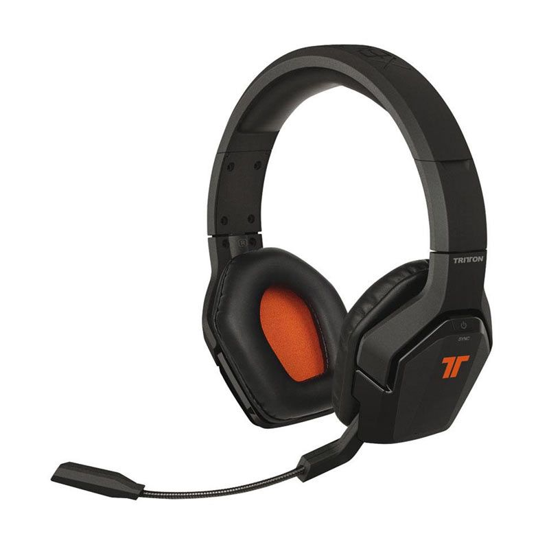 Tritton X360 Primer Wireless Stereo Hitam Gaming Headset