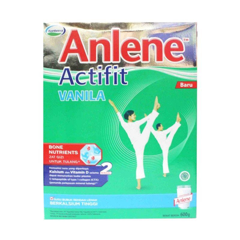 Wallet - Anlene Actifit Vanila Susu Formula [600 gr]