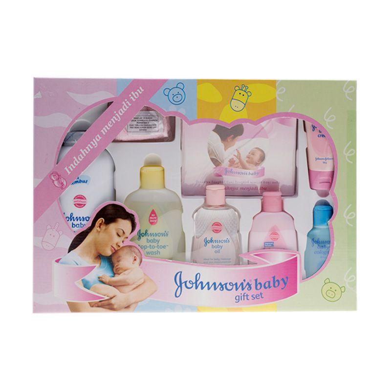 Wallet - Johnson's Baby Gift Set