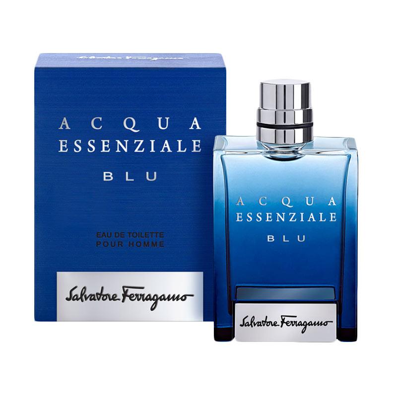 Salvatore Ferragamo Acqua Essenziale Blu EDT Parfum Pria [100 mL]
