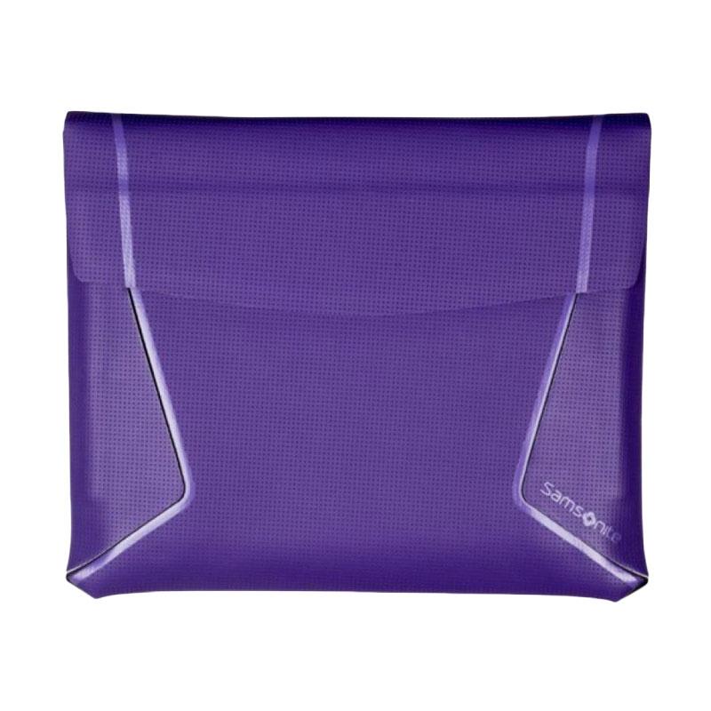 harga Samsonite Thermo Tech Sleeve Case for iPad - Ungu Blibli.com