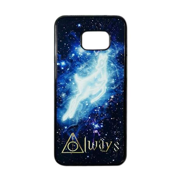 harga SL Case Always Harry Potter Hardcase Casing for Samsung S7 Edge - Black Blibli.com