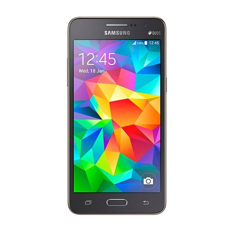 Samsung Galaxy Grand Prime Plus Black Smartphone