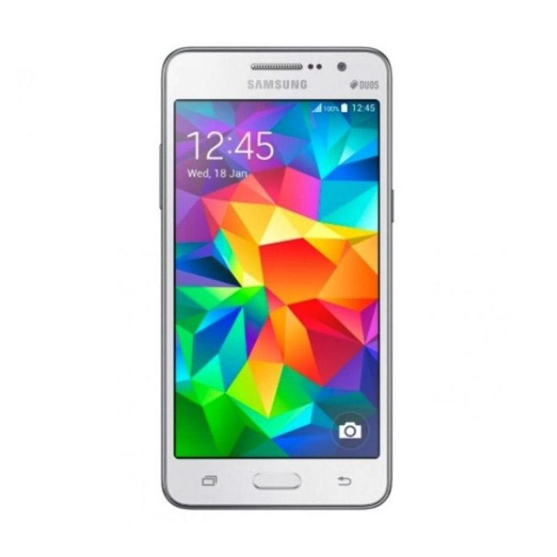 Samsung Galaxy Grand Prime Plus Smartphone - White