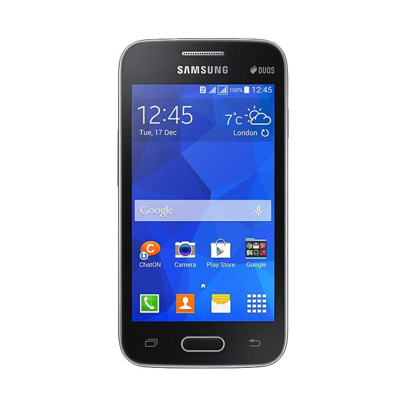 harga Samsung Galaxy V Plus Smartphone - Black Blibli.com