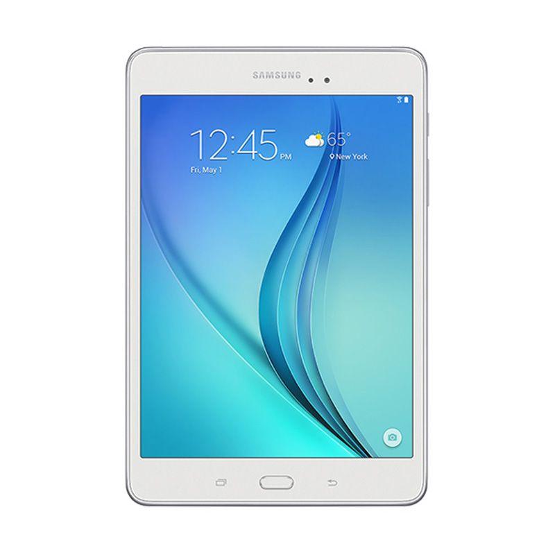 Permata Belanja - Samsung Galaxy Tab A 8.0 SM-P355 Tablet - White