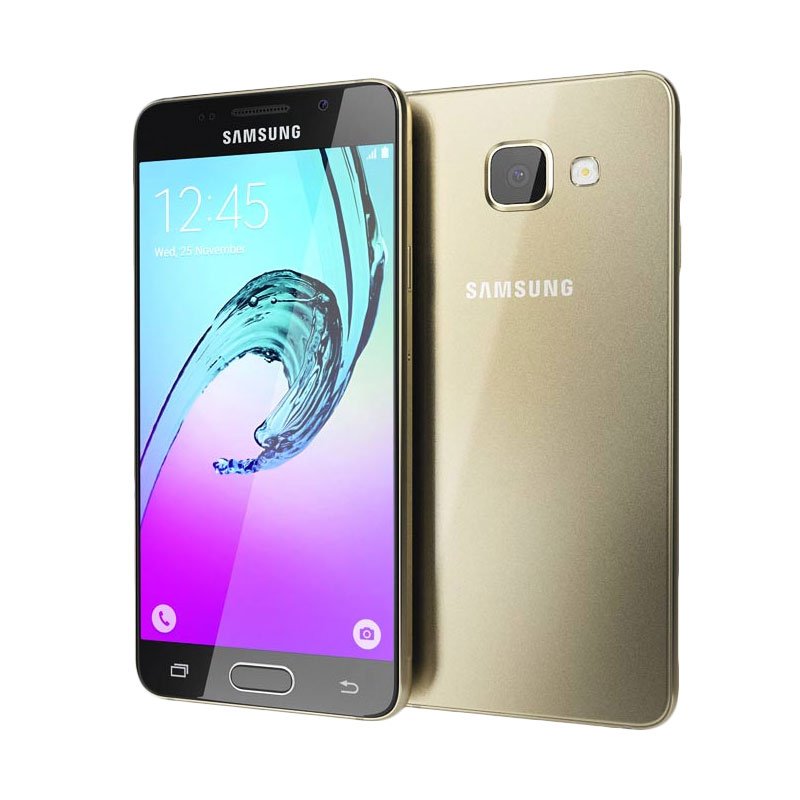 HargaSamsungA32016EditionSmartphoneGold1