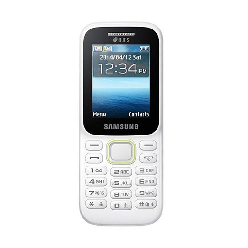 harga Samsung B310E Handphone - White Blibli.com