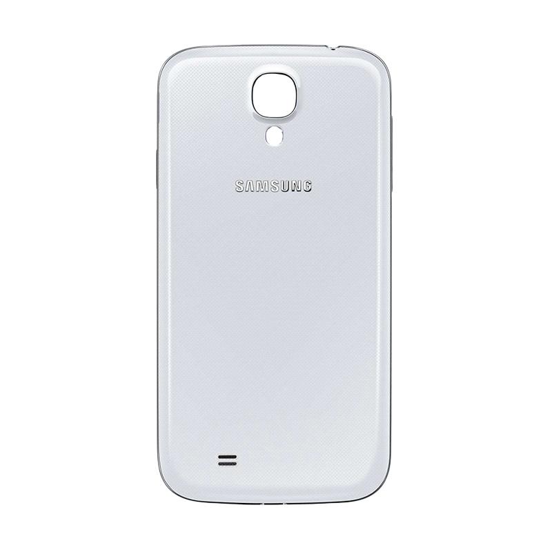 harga Samsung Back Cover Casing for Galaxy S4 i9500 - White Blibli.com