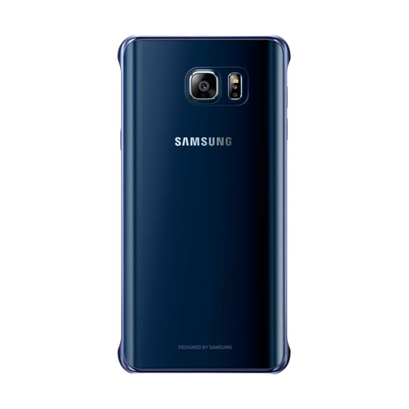 Samsung Clear Protective Black Casing for Galaxy Note 5