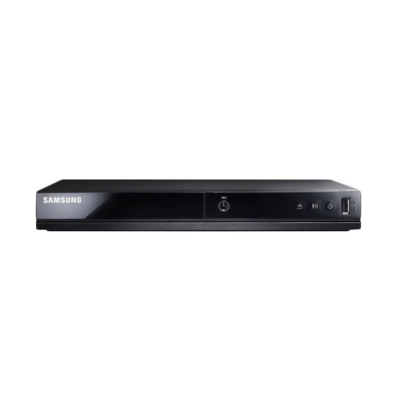 Samsung Karaoke E360 Hitam DVD Player