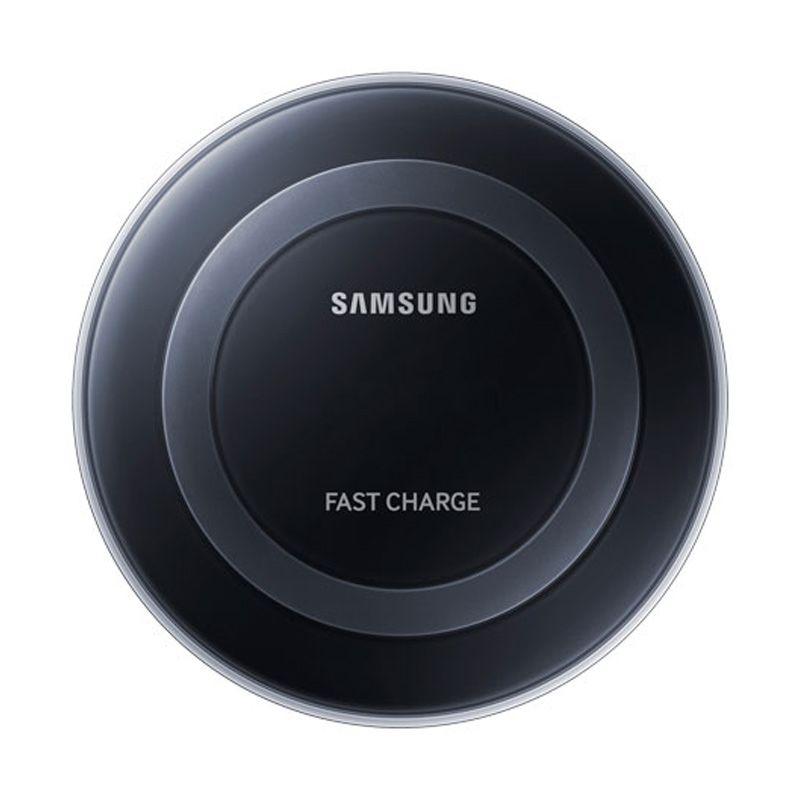 Samsung Original Fast Charge Wireless Black Charging Pad