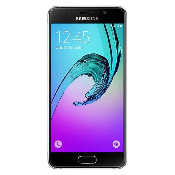 Samsung Galaxy A3 Smartphone - Black [2016]