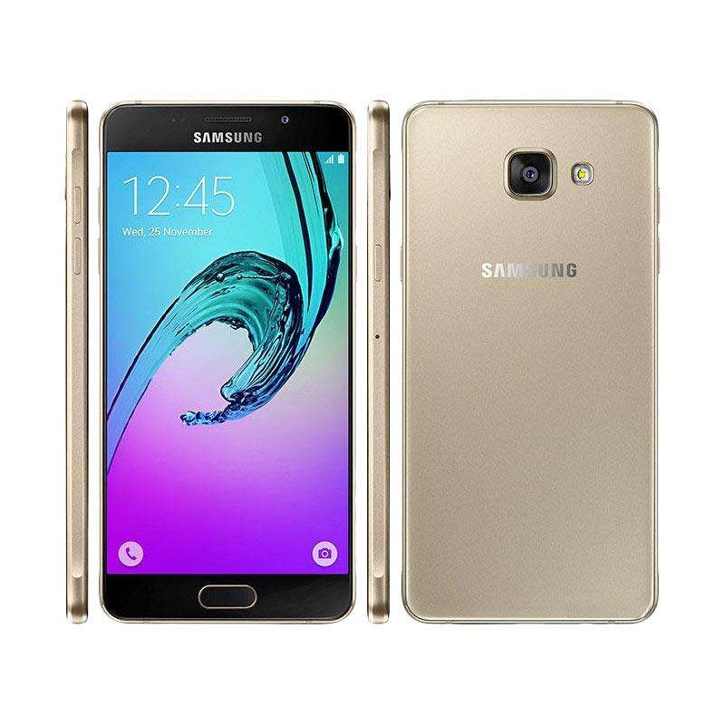 Samsung Galaxy A5 2016 Smartphone - Gold