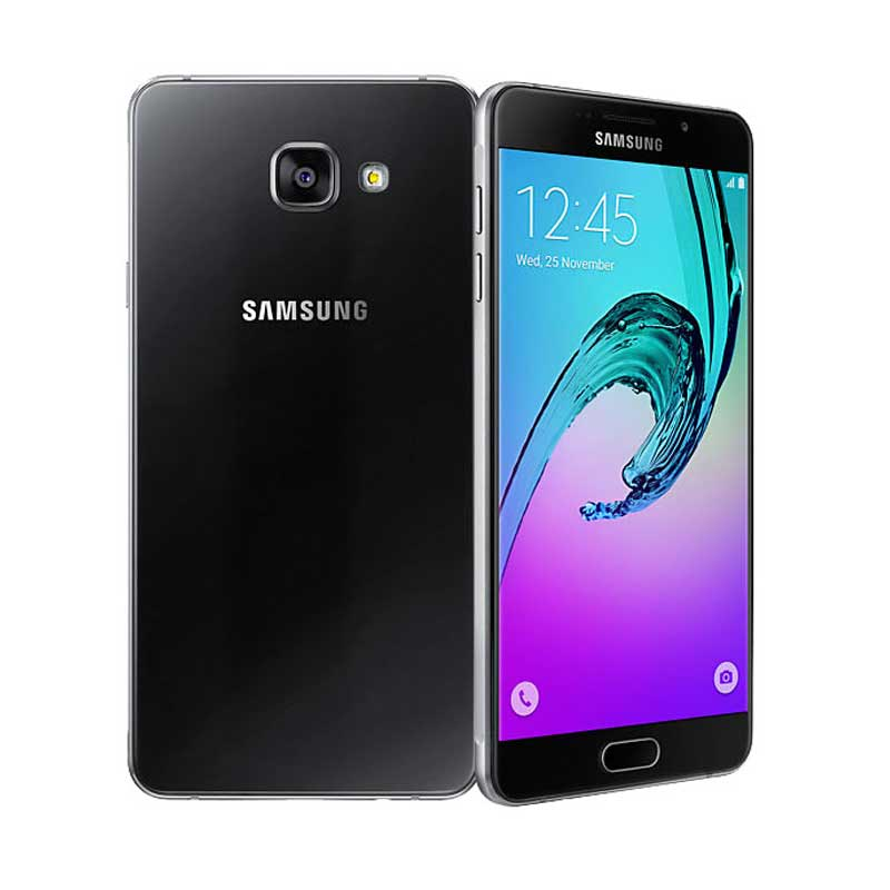 Samsung Galaxy A7 New Series 2016 Smartphone - Black