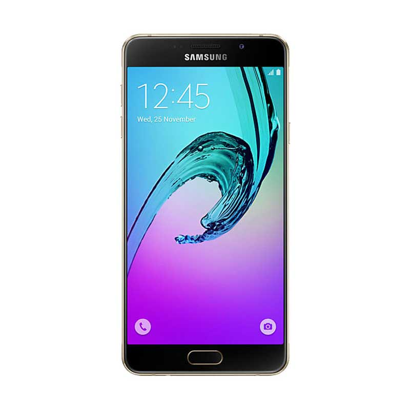 Samsung Galaxy A7 New Series 2016 Smartphone - Gold