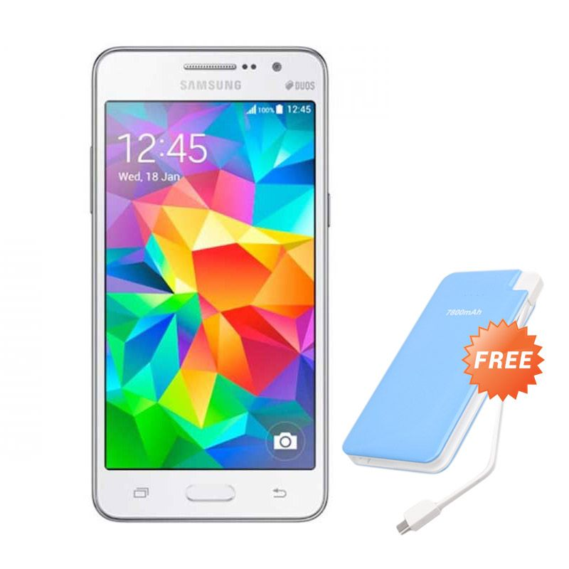 Samsung Galaxy Grand... 7.800 mAh